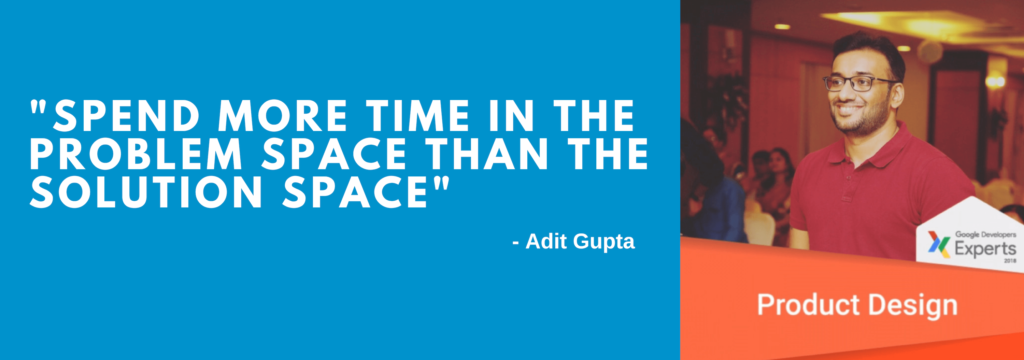 Adit Gupta Interview