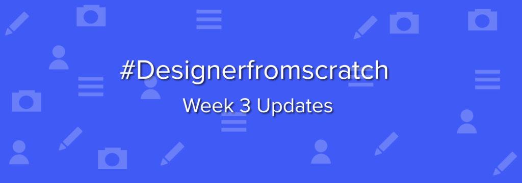 #designerfromscratch